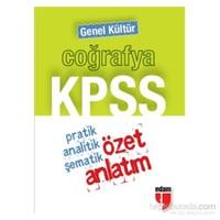 Edam 2014 KPSS Cografya Genel Kültür Özet Anlatım (Cep Boy)