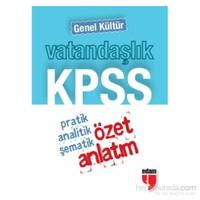 Edam 2014 KPSS Vatandaslık Genel Kültür Özet Anlatım (Cep Boy)