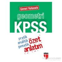 Edam 2014 KPSS Geometri Genel Yetenek Özet Anlatım (Cep Boy)