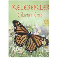 Kelebekler Çıkartma Kitabı - George E. Hyde