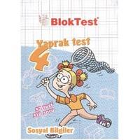BlokTest 4. Sınıf Sosyal Bilgiler Yaprak Test