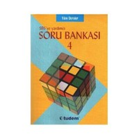 Tudem 4. Sınıf Tüm Dersler Soru Bankası (Sbs'ye Yardımcı)