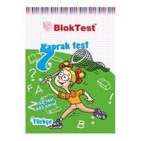 Tudem Bloktest 7. Sınıf Türkçe Yaprak Test-Komisyon