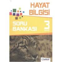 Tudem 3.Sınıf Hayat Bilgisi Soru Bankası