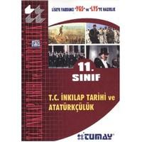 Tümay 11. Sınıf T.C. İnkılap Tarihi ve Atatürkçülük Konu Anlatımlı