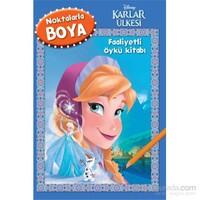 Disney Noktalarla Boya - Karlar Ülkesi - Faaliyetli Öykü Kitabı - Yusuf Tepeli