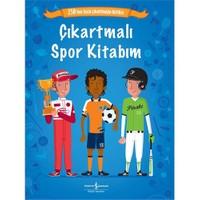 Çıkartmalı Spor Kitabım - Kate Davies