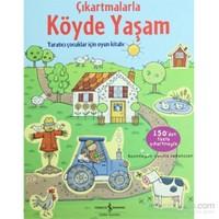 Çıkartmalarla Köyde Yaşam - Yaratıcı Çocuklar İçin Oyun Kitabı