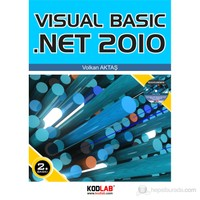Visual Basic.Net 2010-Volkan Aktaş