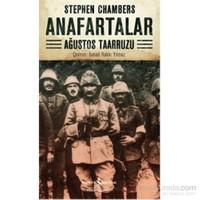 Anafartalar - Ağustos Taarruzu-Stephen Chambers