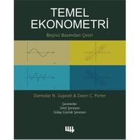 Temel Ekonometri (Beşinci Basımdan Çeviri) - Dawn C. Porter