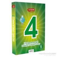 Fem 4 Lys Deneme Seti Edebiyat-Coğrafya Sınavı - Çözüm Dvd'Li-Kolektif