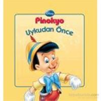 32 Disney Uykudan Önce Pinokyo-Carlo Callodi