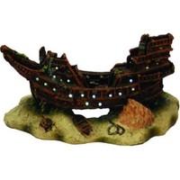 Chicos-Dekor Işıklı Batık Gemi