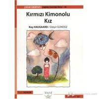 Kırmızı Kimonolu Kız-Kay Haugaard