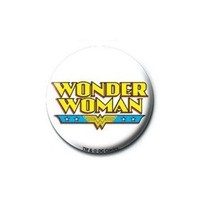 Pyramid International Rozet - Dc Comics Wonder Woman Logo