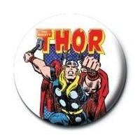 Pyramid International Rozet - Marvel - Thor Retro