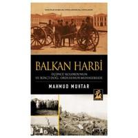 Balkan Harbi - Mahmud Muhtar