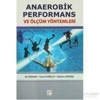 Anaerobik Performans Ve Ölçüm Yöntemleri