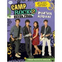 Camp Rock 2 Büyük Final Poster Kitabı-Kolektif