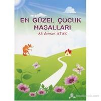En Güzel Çocuk Masalları (Eğik Yazılı) - Fabl Türü Şiirler-Ali Osman Atak