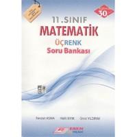 Esen Üçrenk 11.Sınıf Matematik Soru Bankası - Halit Bıyık