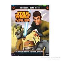 Starwars Asiler Faliyetli Öykü Kitabı-Kolektif