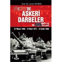 Türkiye'De Askeri Darbeler Ve Amerika-Çetin Yetkin