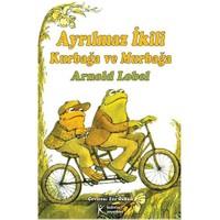Ayrılmaz İkili Kurbağa ve Murbağa - Arnold Lobel