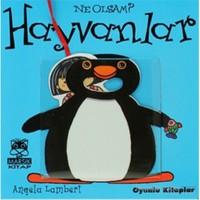 Hayvanlar - Oyunlu Kitaplar - Angela Lambert