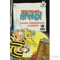 Ders Sevmez Hamdi - Dalga Derskıran'In Hazinesi (Cep Boy) 1. Kitap-Zidrou