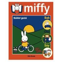 Miffy - Bisiklet Gezisi (Bak, Oku, Say)-Dick Bruna