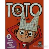 Akıllara Zarar Toto - Sıfır + Sıfır - İmzalı Şakalar... Toto, Süper Sıfır!