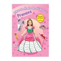 Çıkartmalı Moda Stüdyosu Prenses