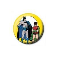 Pyramid International Rozet Dc Comics Batman & Robin Yellow