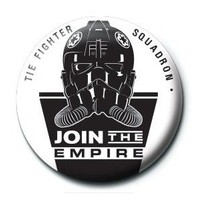 Pyramid International Rozet Star Wars Join The Empire