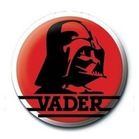 Pyramid International Rozet Star Wars Vader