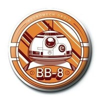 Pyramid International Rozet Star Wars Episode 7 Bb8