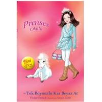 Prenses Okulu - Tekbonuzlu Kar Beyaz At - Vivian French