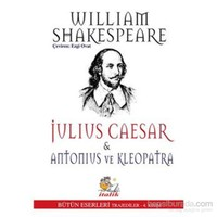 Julius Caesar Antonius Ve Kleopatra-William Shakespeare