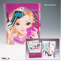 Top Model Ayakkabı Tasarımı Boyama Kitabı 7987 Fiyatı