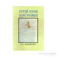 Eyyubi Efendi Kanunnamesi
