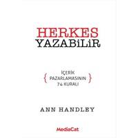 Herkes Yazabilir-Ann Handley