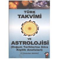 Türk Takvimi ve Astrolojisi (Doğum Tarihlerine Göre Kişilik Analizleri)