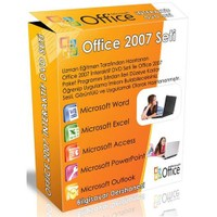 Office 2007 İnteraktif Dvd Seti (1 Dvd)