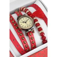 Geneva Saat Ve Bileklik Seti Kol Saati 463405