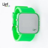 Up Watch Saat Led Green