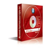 Macromedia Flash Professional 8 Eğitim Seti (3 Cd)