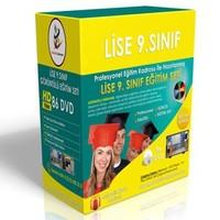 Lise 9. Sınıf Tüm Dersler Görüntülü Eğitim Seti 85 DVD + 1 Rehberlik Kitabı