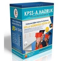 KPSS A Görüntülü Eğitim Seti 261 DVD + Rehberlik Kitabı